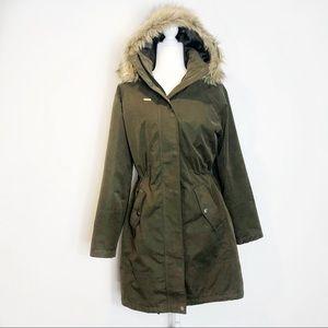 Columbia Sportswear Company Faux Fur Winter Coat